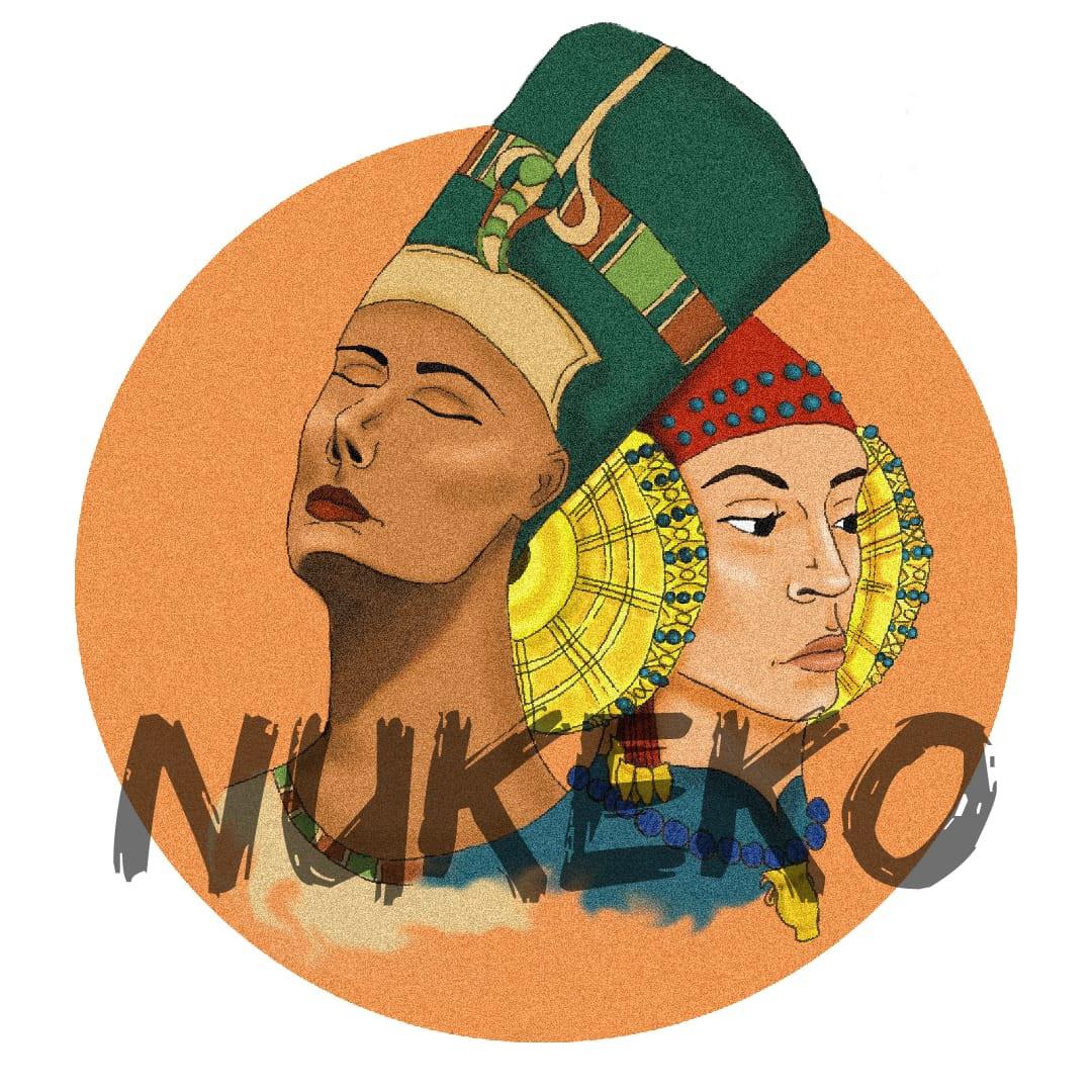 Nukeko ilustración